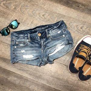 American Eagle Cheeky Shorts